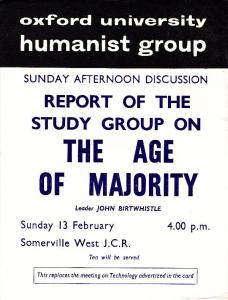 66-02-13 Age of Majority